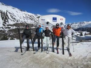 Obergurgl 2015 - groepje
