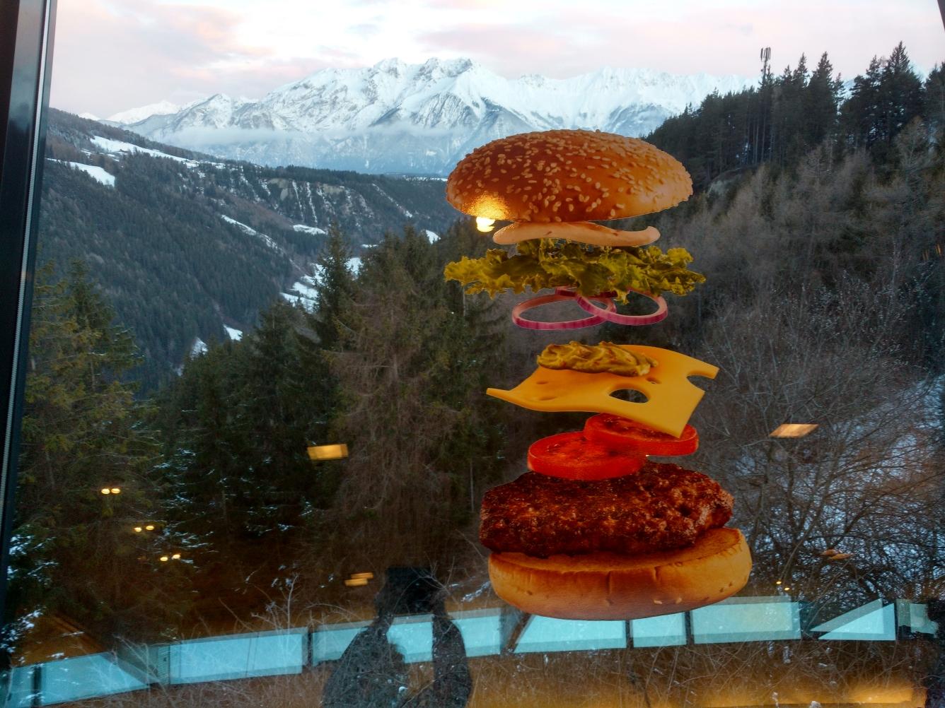 001 - Ontbijtstop bij Innsbruck