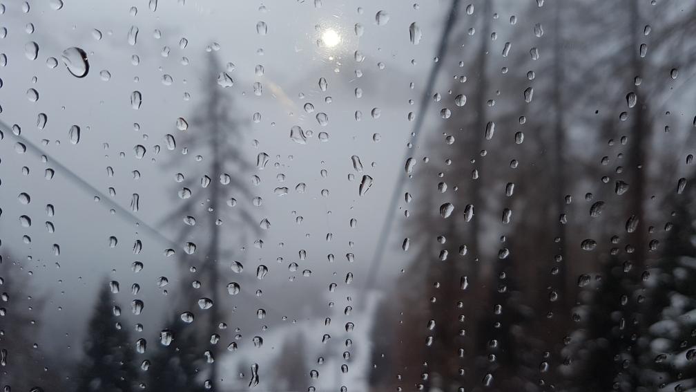 Het was niet altijd mooi weer