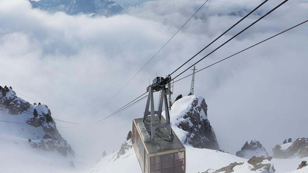 Arabba 2019, winter alpineskireis