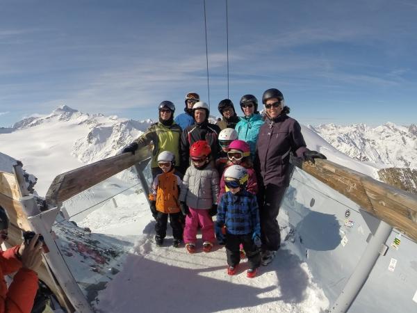 Sölden 2019, herfst ski- en wandelreis