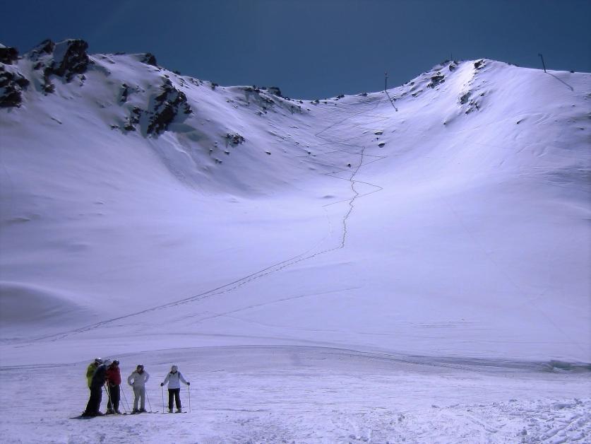 Obergurgl/Hochgurgl 2020, lente alpineskireis