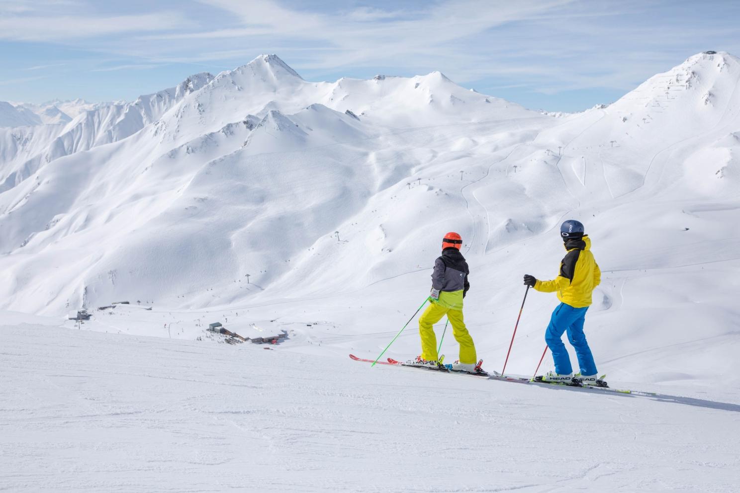 Fiss 2020, winter alpinereis